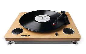 Ion LP record player