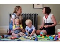Friendly Nanny required in Paddington, Central London £14 per hour - Full Time