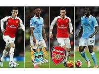 Arsenal - Manchester City Sunday 25th Feb 2.05pm KO