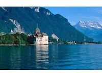 Experienced Couple for Private Residence in Scenic Switzerland – Chef and Driver/Handyman/Gardener