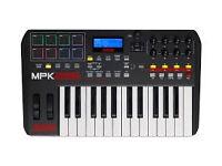 AKAI MPK225 MIDI keyboard controller - New