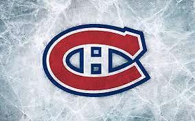 Billets Canadiens de Montréal Zone Desjardins - bouffe à volonté
