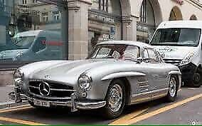 Old Benz Mercedes SL SLR pagoda wanted