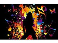 female singer wanted