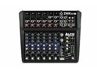 ALTO ZMX122fx 8 Channel Mixer