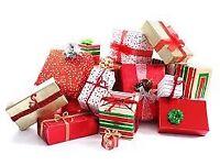 Christmas shoebox appeal for homeless
