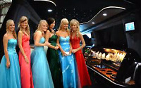Graduation prom limo rental best limousine Service budget limo