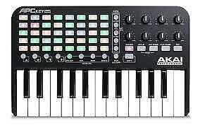 AKAI Pro APC Key25 (ableton live controller with keyboard)
