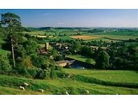 LIVE-IN FULL-TIME housekeeper WANTED MUST DRIVE (Oxfordshire)