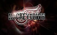 Detroit Red Wing Tickets  vs. Panthers Nov. 29th!