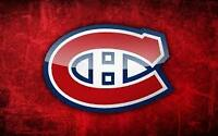 REDS & VIP DESJARDINS SEATS for ALL MTL CANADIENS 2015-16 GAMES