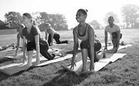 Yoga In The Park: Starts June 25th!