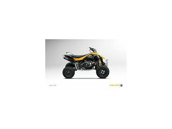 Used 2011 Bombardier DS 450 X MX