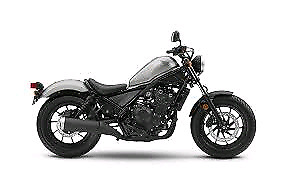 Looking for 500 Honda Rebel