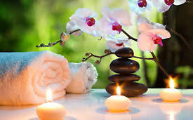 Come and be pampered by a talented masseuse.