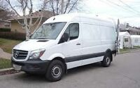 owner operator sprinter looking for contract(montreal-toronto)