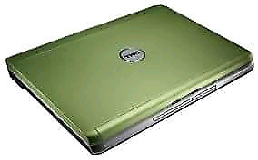 LIME GREEN LAPTOP DELL INSPIRON 1525 COMPUTER  IN BARRIE