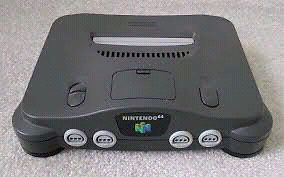 N64 console for sale