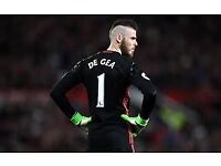 Experienced Goalkeeper Wanted For Men's Saturday 9-a-side Football
