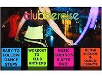 Clubbercise with Nicola