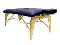 Earth Gear Massage table and carry case