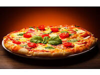 Immediate start Pizza chef / pizza maker / pizza staff also need Delivery driver with bike