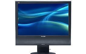 Viewsonic VG1930WM  Resolution 19inch WideScreen LCD Flat Panel