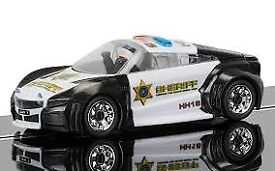 Scalextric C3709 Quickbuild Police Car **Brand New in Box**