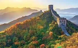 Teach English in Amazing China!!!!