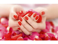 Ladies treat yourself Gel Nail polish from 10.00! Call and book now 07599 487251