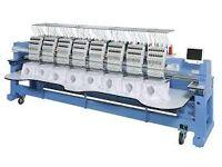 Embroidery machine operator (Multi head )