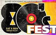 80s fest tickets in Hunter Pyrmont Inner Sydney Preview