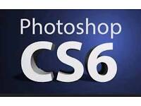 Adobe Photoshope CS6 Windows and Mac supported