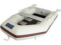 Seago ECO-230 2.3m Inflatable Dinghy Tender - 2 PERSON - NEW
