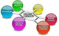 Excellent experienced University chemistry and biology PhD tutor