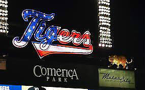 Detroit Tiger Season Tickets Row 1 Aisle Seats Great Prices !!!!
