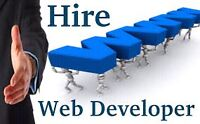 Web developer Available to work part time
