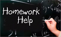 Tired of homework? Big plans but homework stands in your way??