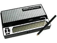 Stylophone. The Original Pocket Electronic Organ MP3 player earphone socket