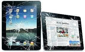 iPad Cracked Screen Replacements / Repairs Uniway 8th ST