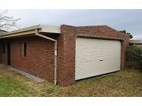 GARAGE OR LOCK UP UNIT WANTED TO BUY