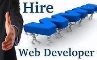 Web developer available on contract or project basis