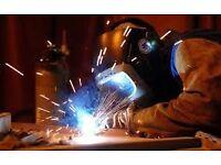 Welder / Welding Job / Fabricator Required - Immediate Start Email to reply