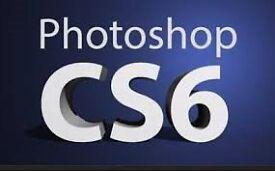 -PHOTOSHOP CS6 32/64BIT-