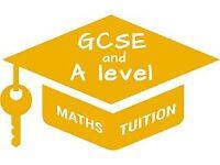 Maths Tuition - GCSE / Further Maths / A Level