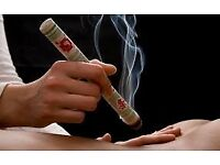 Moxibustion therapy help your loss weight