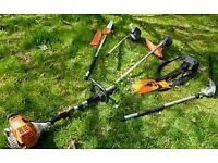 Reliable, friendly, tree removal, hedge trimming, grass cutting, garden maintenance service