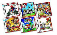 Great deal on DS games like Mario Kart, Mario Party, etc