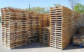 WANTED- GOOD CONDITION WOODEN PALLETS