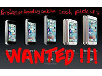 WANTED ANY FAULTY PHONES